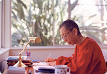 Geshe Kelsang Gyatso: Author of Modern Buddhism